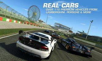 Real Racing 3 Screen