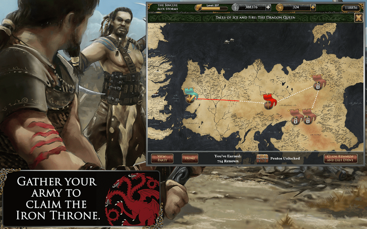 Game of Thrones Ascent screenshot 12