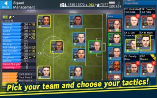 BFB Champions 2.0 ~Football Club Manager~ Screen