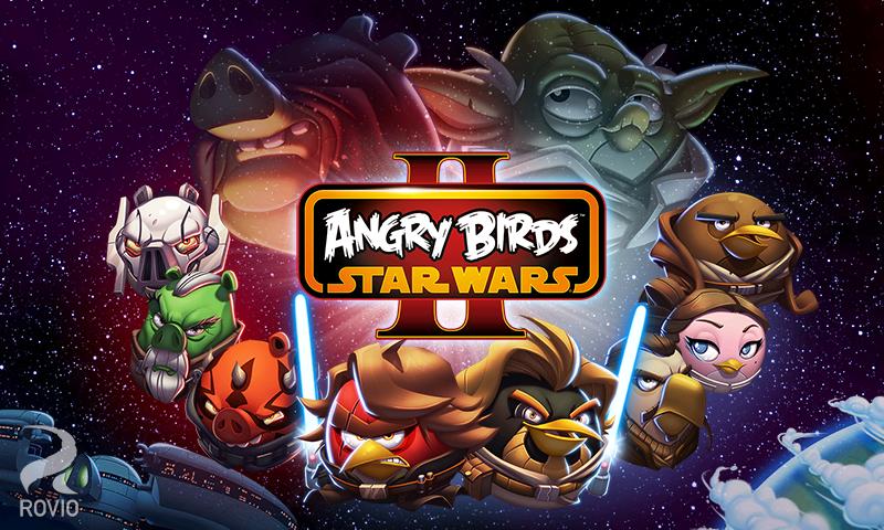 Angry Birds Star Wars II Free screenshot 2