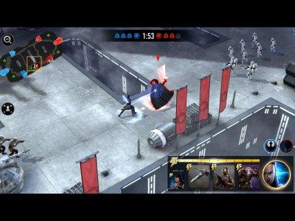 Star Wars™: Force Arena screenshot 4