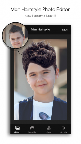 Man Hairstyle Photo Editor 1.0 Download APK for Android - Aptoide