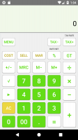 General Calculator [Ad-free] Screen