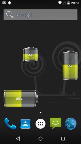 Bateria HD - Battery screenshot 4