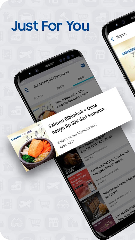 Samsung Gift Indonesia screenshot 2
