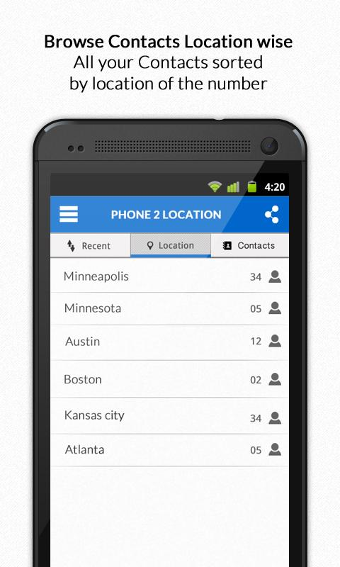 Mobile Number Locations Pro screenshot 2