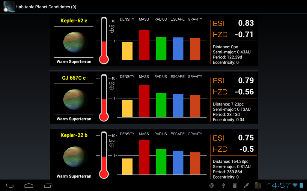 Exoplanet Guide | Download APK for Android - Aptoide