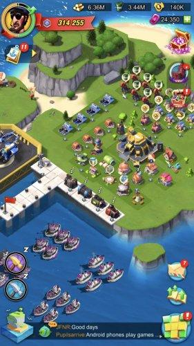 Sea Game: Mega Carrier screenshot 8