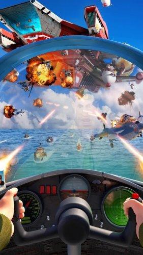Sea Game: Mega Carrier screenshot 7