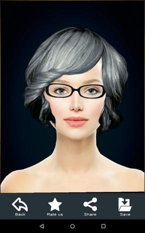 Hairstyle Changer App Virtual Makeover Women Men 1245 Download