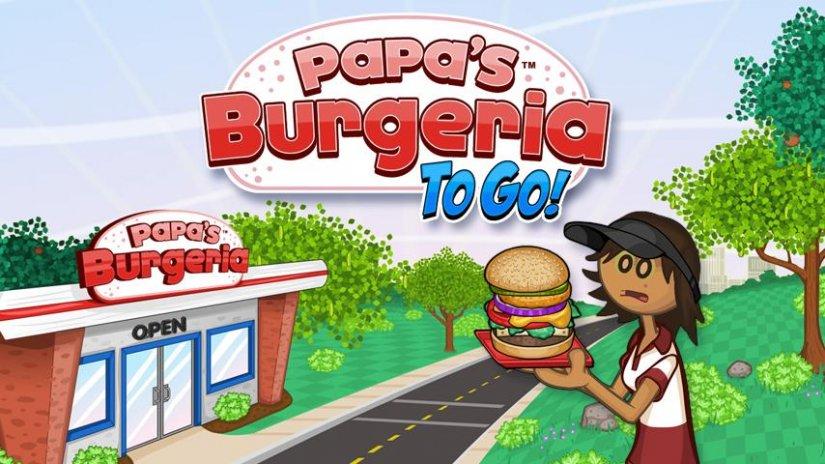 papa s burgeria to go screenshot 1 ...