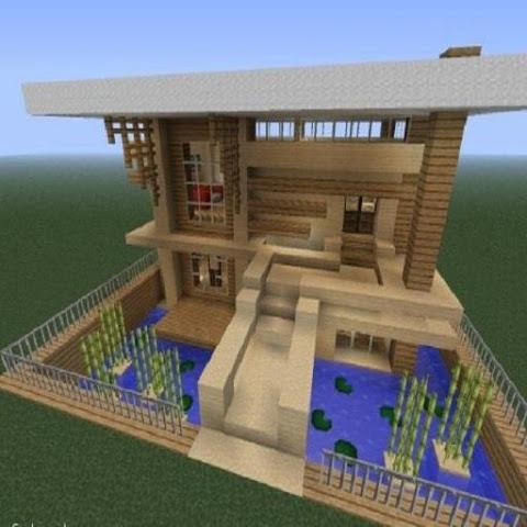 Membuat Rumah Minecraft 8 8 Download Apk Android Aptoide