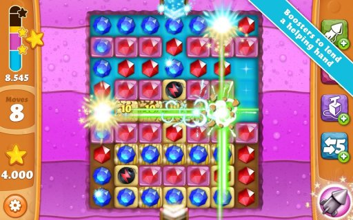 Diamond Digger Saga screenshot 6