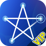 One Line Deluxe VIP - one touch drawing puzzle Icon