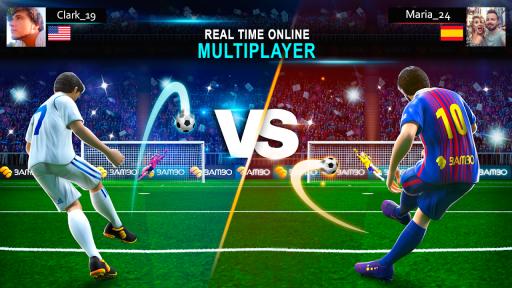 Shoot Goal ⚽️ Premier Football Games screenshot 1