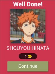 Guess Haikyuu!! Characters - Quiz Game screenshot 5
