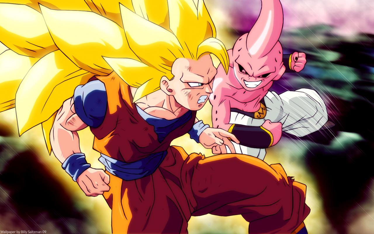 Dragon Ball Z: Buu's Fury screenshot 1