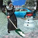 Virtual Good Nun : Family Simulator