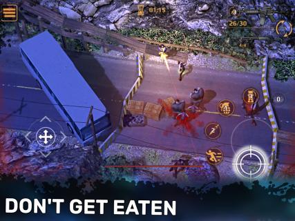 DEAD PLAGUE: Zombie Survival screenshot 2