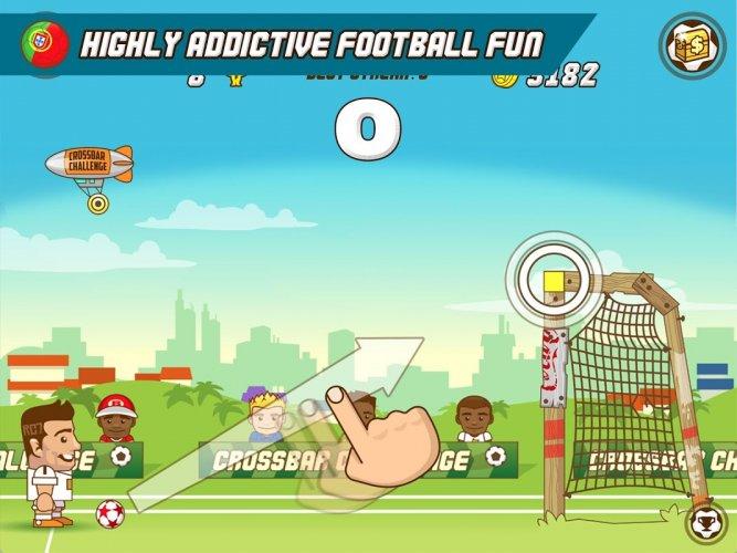 Super Crossbar Challenge screenshot 7