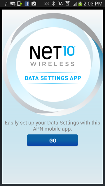 general, net10 data settings well