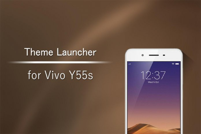 Launcher Theme For Vivo Y55s 10 Download Apk For Android Aptoide