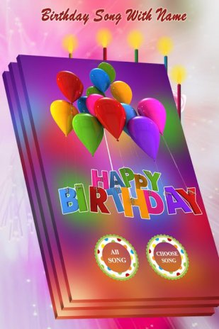 Birthday Song With Name 1 6 Download APK for Android - Aptoide