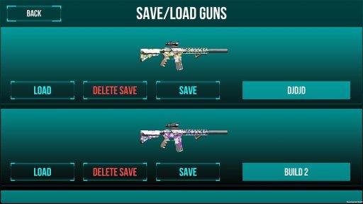 3D Ultimate Gun Simulator Builder screenshot 12