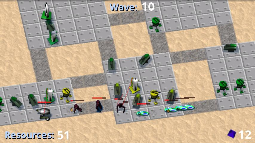 Tower Raiders GOLD screenshot 2