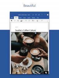 Microsoft Word: Write and edit docs on the go screenshot 4