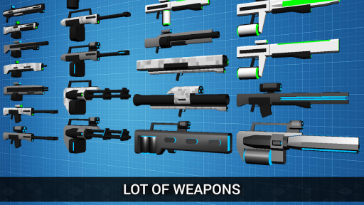 CyberSphere: TPS Online Action-Shooting Game screenshot 4