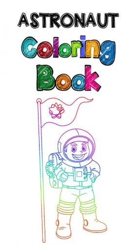 Astronot Boyama Kitabi 1 4 Android Apk Sini Indir Aptoide