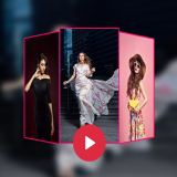 Photo to video animation with slideshow Icon