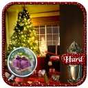 Finding Santa Hidden Objects