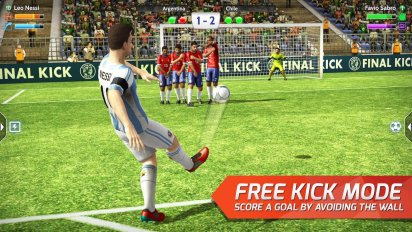 final kick screenshot 4