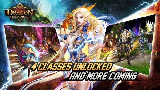 Dragon Samurai screenshot 4