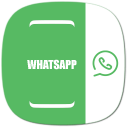 Edge Panel for WhatsApp