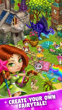 Fairy Farm - Games for Girls 3 0 3 Download APK for Android