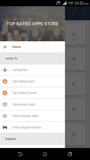 android top rated apps