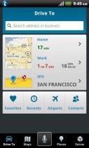 TeleNav GPS Navigator Screenshot