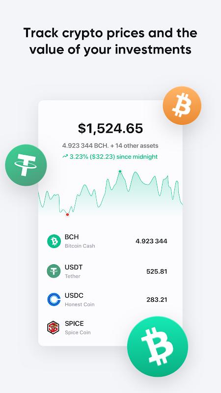 bitcoin wallet apk descărcare