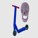 Scooter Runner