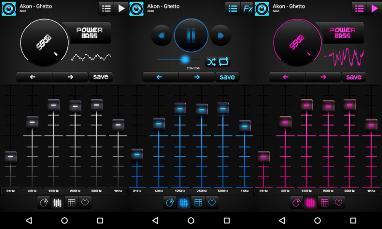 Bass Booster and Equalizer 1 1 Download APK for Android