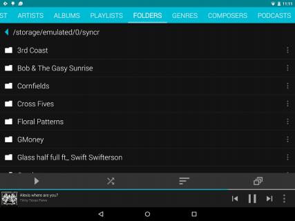Rocket Player : Music Player screenshot 22