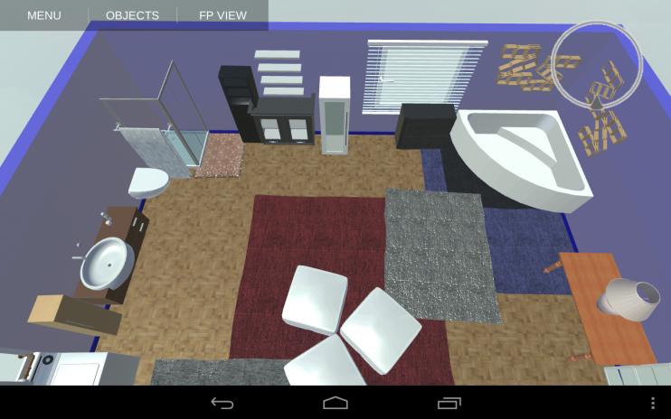 Screenshot room creator interior design 7