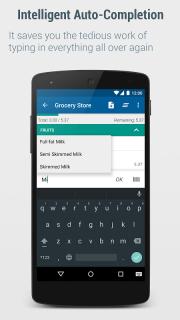 Shopping List - Lister screenshot 5