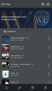 GO Music Player PLUS screenshot 2