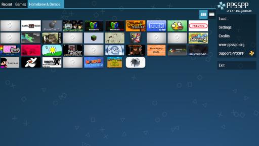 PPSSPP - PSP emulator screenshot 5