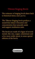 tibetan bells pro screenshot 2