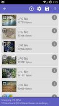 DiskDigger Pro file recovery Screenshot